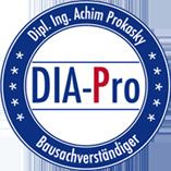 DIA-Pro Bausachverständiger